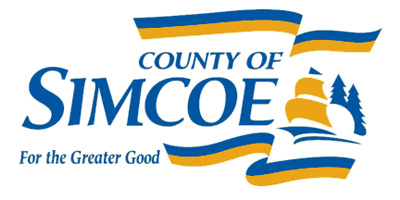 Link to the Official Home Page for Simcoe County Ontario
